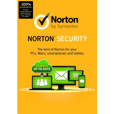 Norton Security 2PC 1 Year (2021)